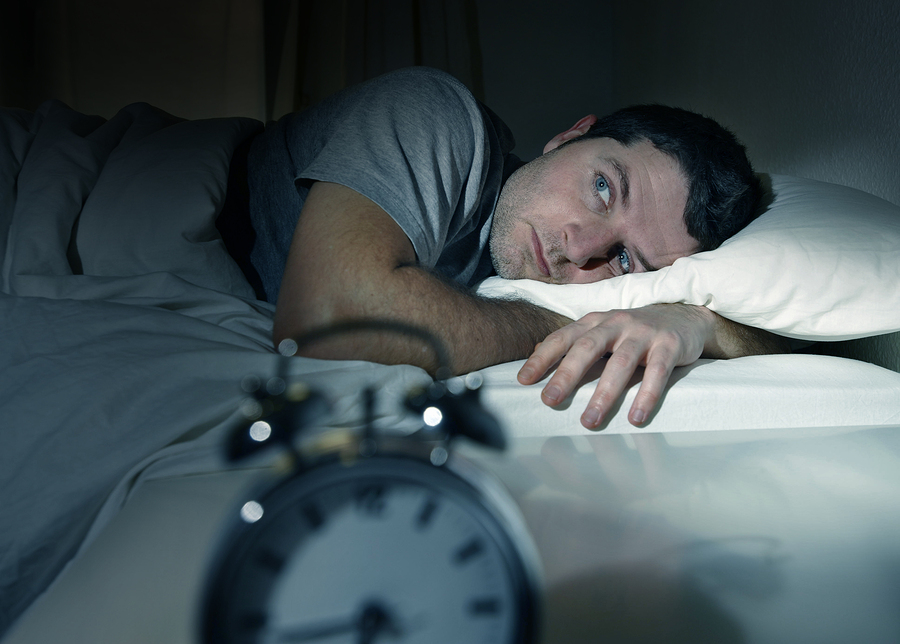 Chronic insomnia and sleep disorders